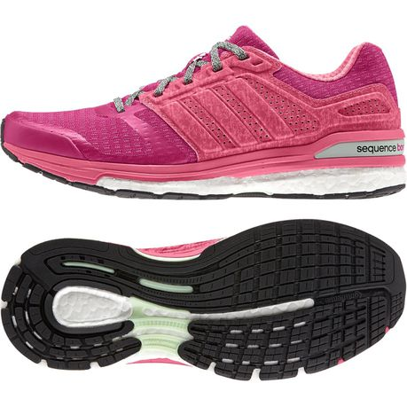 54cfbf996e0f9 Women s adidas Supernova Sequence Boost 8 Running Shoe
