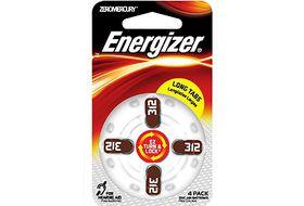 Energizer Zinc - Air AZ312 Battery