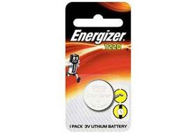 Energizer Lithium Coin 3v CR1220 Battery