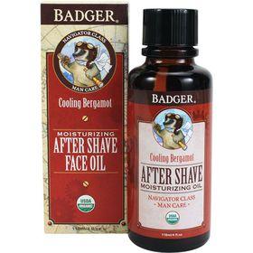 Badger Moisturizing After Shave Face Oil