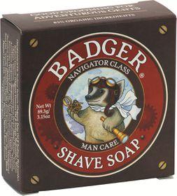 Badger Man Care Shave Soap