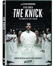 The Knick Season 1 (DVD)