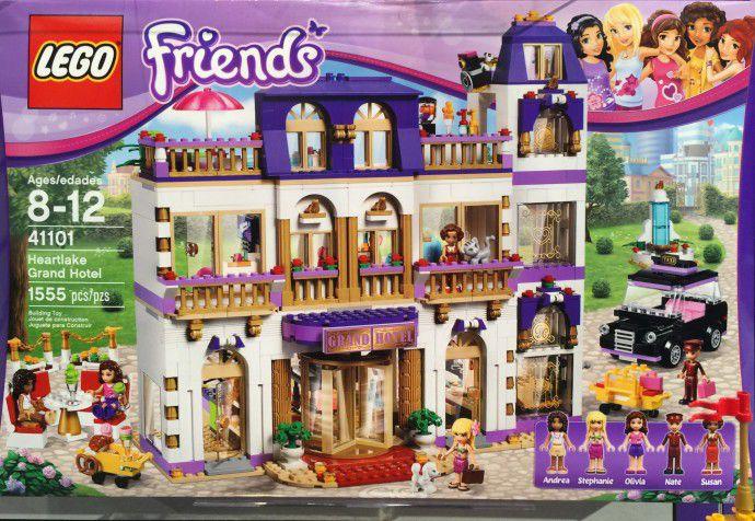 Lego Friends Lego Heartlake Grand Hotel | Buy Online in South Africa ...