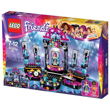 Lego Friends Pop Star Show Stage Buy Online In South Africa