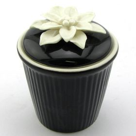 Pamper Hamper - Trinket Box- Black