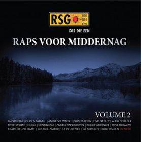 RSG Raps Voor Middernag Vol.2 (CD)