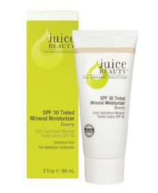 Juice Beauty Spf 30 Tinted Mineral Moisturizer - Ivory