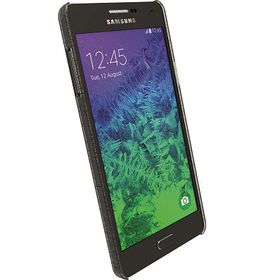 Krusell Boden Cover for the Samsung Galaxy A7 - Transparent Black