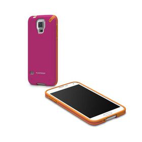 PureGear Slim Shell Case for Samsung S5 - Pink