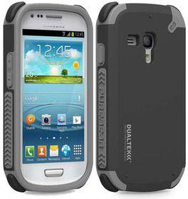 PureGear Dualtek for Samsung S3 Mini - Matte Black