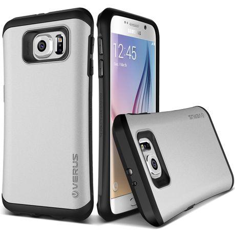pretty nice 7b63c 400ec Verus Thor Light Case for Samsung S6 - Silver