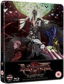 Bayonetta: Bloody Fate (Import Blu-ray)