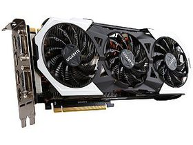 Gigabyte Nvidia Gtx 980Ti G1 Gaming 6144MB Grapics Card