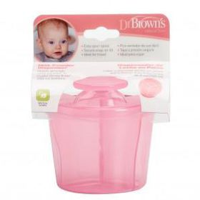Dr.Brown's - Milk Powder Dispenser - Pink