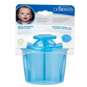 Dr.Brown's - Milk Powder Dispenser - Blue