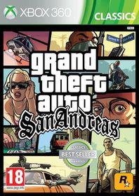 Grand Theft Auto San Andreas (Xbox360)