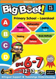 Edupro Big Boet! Grade 6-7 Vol 1
