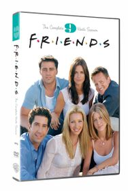 Friends The Complete Ninth Series (DVD)