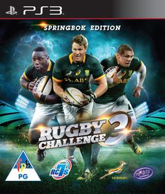 Springbok Rugby Challenge 3 (PS3)