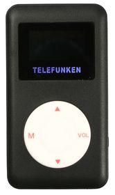 Telefunken TMP-200B 2GB Mp3 Player - Black