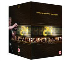 24: The Complete Collection Season 1 - 9 (Import DVD)