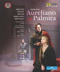 Aureliano in Palmira: Rossini Opera Festival - Crutchfield (Import Blu-ray)