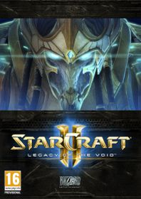 Starcraft 2 Legacy Of The Void (PC)