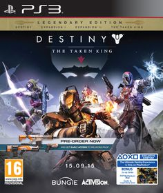 Destiny: The Taken King Battlechest (PS3)