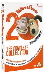 Wallace And Gromit - The Complete Collection (DVD)