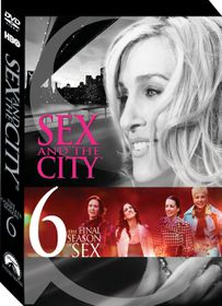 Sex and the City Season 6 (DVD)