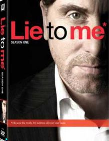 Lie To Me Season 1 (DVD)