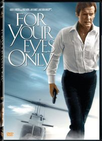 For Your Eyes Only (DVD)