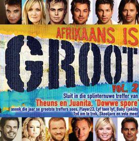 Afrikaans Is Groot - Vol.2 - Various Artists (CD)
