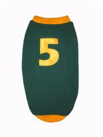 Kunduchi -  Green & Gold Sport Jersey - Size 5