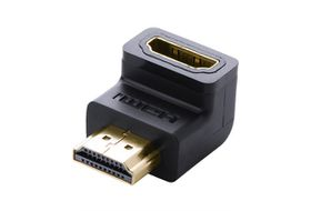 UGreen HDMI 90 degree Down Male to Female Adapter