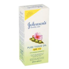 Johnson's Tissue Oil SPF15 - 125ml