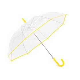 St Umbrellas - Hook Handle Umbrella - Yellow