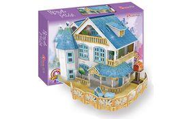 Cubic Fun Rural Villa - 132 Piece