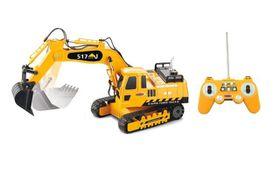 Double Eagle R/C Excavator Batteries - Yellow