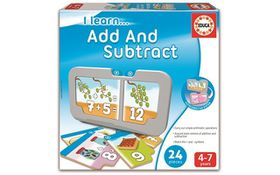 Educa I Learn Educational Collection - Add & Subtract