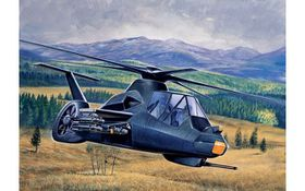 Italeri 1/72 RAH-66 Comanche - Model Set
