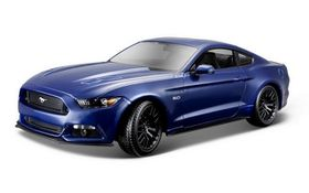 Maisto 1/18 Ford Mustang GT 2015 - Blue