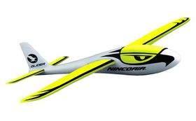 Ninco Hand Launch Glider - Yellow