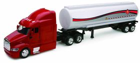 New-Ray 1/43 Peterbilt 387 with Tank Trailer