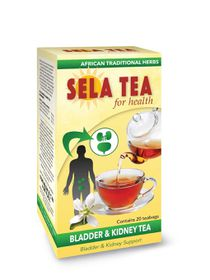Sela Bladder & Kidney Tea - Pack of 20's
