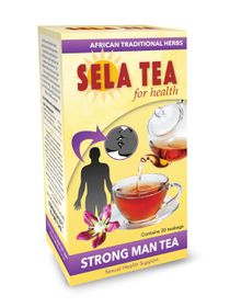 Sela Strong Man Tea - Pack of 20's