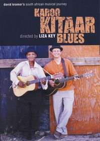 David Kramer - Karoo Kitaar Blues (DVD)