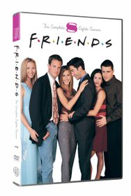 Friends The Complete Eighth Series (DVD)