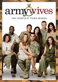 Army Wives:Complete Third Season - (Region 1 Import DVD)