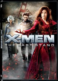 X-Men 3: The Last Stand (Single DVD)